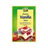 Bio Vanillesoße mit Bourbon-Vanille