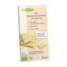 Organic White Chocolate with Cocoa Nibs
