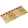 Organic Minis Christmas Edition - fructose-free
