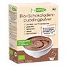 Bio Schokoladenpudding mit Getreidezucker
