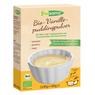 Bio Vanille-Pudding mit Getreidezucker